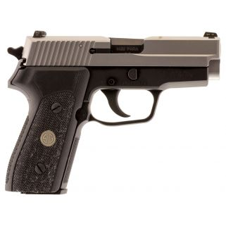 "Sig Sauer P225-A1 Compact 9mm Luger 3.6"" Barrel W/ SigLite Night Sights 8+1 225A9TSSCL"