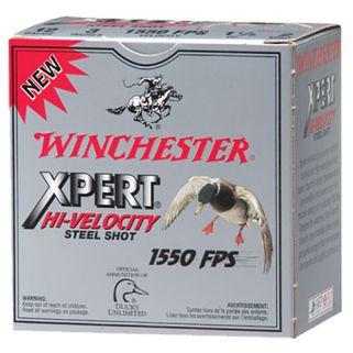 """Winchester Xpert Steel Shot 12 Gauge 2 Shot 3"""" 25 Round Box WEX123M2"""