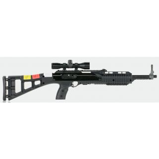 "Hi-Point 459TS Carbine 45ACP 17.5"" Barrel W/ Adjustable Sights-4x32 Scope 10+1 Black 4595TS4X32"
