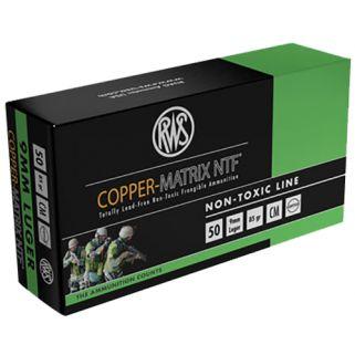 RWS 290040050 COP MAT 9MM 85 NTF 50/10