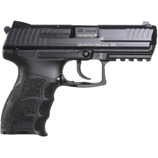 "Heckler & Koch P30 V1 Lem 9mm Luger 3.9"" Barrel 15+1 M730901A5"