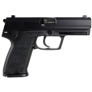 "Heckler & Koch USP9 V1 9mm Luger 4.25"" Barrel W/ 3 Dot Sights 10+1 2 Mags 709001A5"