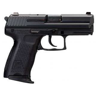 "Heckler & Koch P2000 V2 LEM 9mm Luger 3.6"" Barrel W/ Night Sights 10+1 *CA Compliant* 709202LELA5"