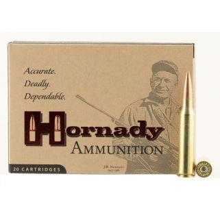 Hornady Match 338 Lapua Magnum 285 Grain BTHP 20 Round Box 82306