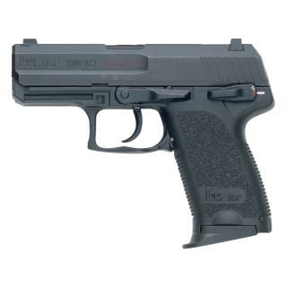 "Heckler & Koch USP9 V1 9mm Luger 4.25"" Barrel W/ Night Sights 10+1 3 Mags *CA/MA Compliant* 709001LELA5"