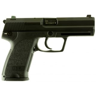 "Heckler & Koch USP40C V1 40S&W 3.58"" Barrel W/ Night Sights 10+1 3 Mags *CA/MA Compliant* 704001LELA5"