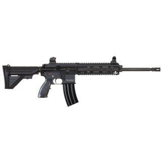 "Heckler & Koch MR556 A1 223 Remington/5.56NATO 16.5"" Barrel W/ Fixed Buttstock 10+1 MR556FBA1"