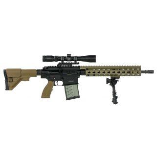 "Heckler & Koch MR762 A1 Long Rifle Package II 308WIN/7.62NATO 16.5"" Barrel 10+1 2 Mags MR762LRPLCA1"