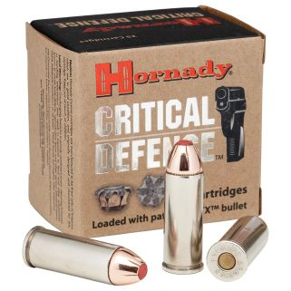 Hornady Critical Defense 44 Special 165 Grain FTX 20 Round Box 90700