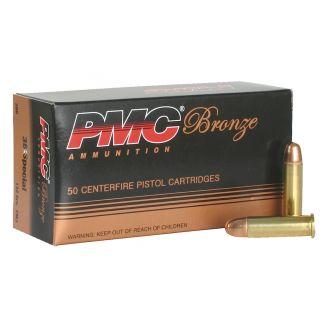 PMC 38G 38SPL TGT 132 FMJ 50/20