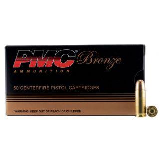 PMC 38SA 38SUP+PTGT 130 FMJ 50/20