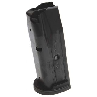 Sig Sauer P250 9mm Luger Magazine 10Rd Black MAGMODC910