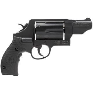 """Smith & Wesson Governor 410/45ACP/45 Colt 2.75"""" Barrel W/ Crimson Trace Laser 6Rd Black *MA Compliant* 162411"""