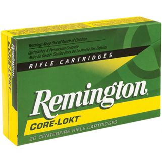 Remington Core-Lokt 7x64mm Brenneke 140 Grain Brass 20 Round Box R7X641