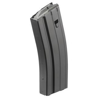 Ruger SR-556 6.8mm Remington SPC Magazine 25Rd Stainless Steel/Black 90348