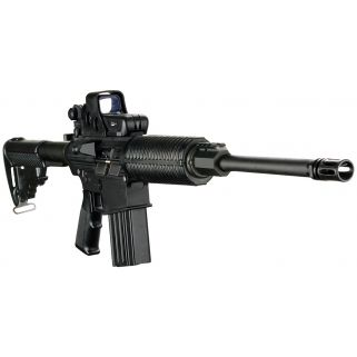 "DPMS Panther Oracle 308WIN/7.62NATO 16"" Barrel W/ A2 Sights 30+1 Black 60560"