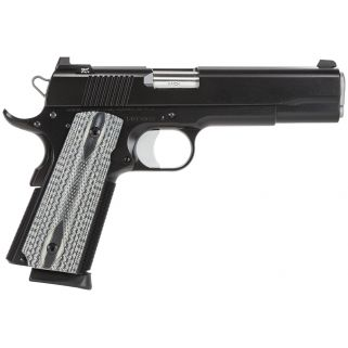 "Dan Wesson 1911 Valor 45ACP 5"" Barrel W/ Night Sights 8+1 Black/Stainless 01926"