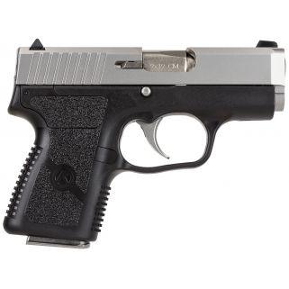 """Kahr CM9 9mm 3"""" Barrel W/Combat Sights 6+1 Black/Stainless CM9093"""