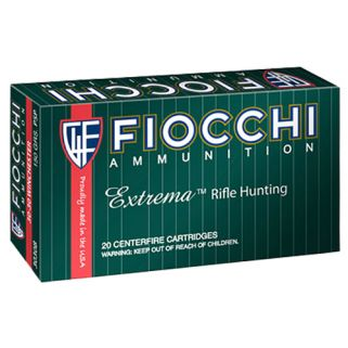 Fiocchi Shooting Dynamics 30-30WIN 170 Grain Flat SP 20 Round Box 3030C