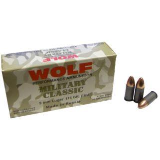 WOLF MC919FMJ MLT 9X19 115 500