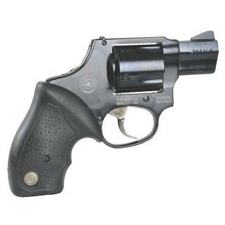 "Taurus 380 Mini Revolver 380ACP 1.75"" Barrel 5Rd Black Rubber Grip/Blued 2380121UL"