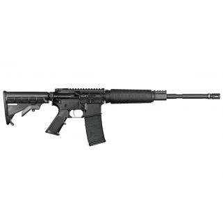 """Anderson AM-15 Optic Ready 223 Remington / 5.56 NATO 16"""" Barrel 30+1 Black 76874"""