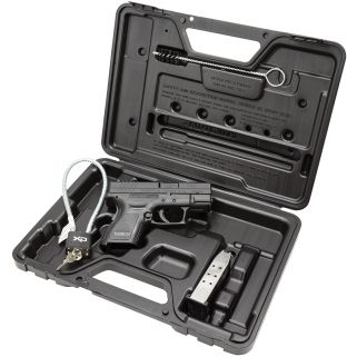 """Springfield Armory XD 40S&W 3"""" Barrel 9+1 Essential Package XD9802"""