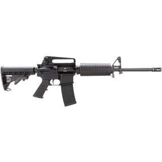 "Windham Weaponry HBC 223 Remington/5.56NATO 16"" Barrel W/ A3 Sights 30+1 Black R16A4T"