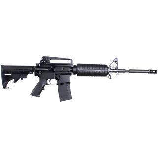 "Windham Weaponry MPC 223 Remington/5.56NATO 16"" Barrel W/ Adjustable Sights 30+1 Black R16M4A4T"