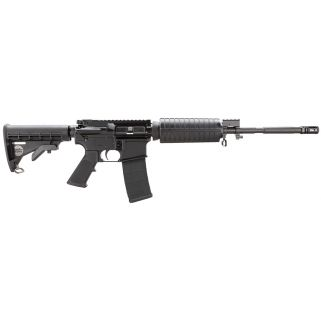 "Windham Weaponry SRC 223 Remington/5.56NATO 16"" Barrel W/ Adjustable Sights 10+1 Black R16M4FTT"