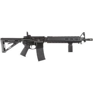 "Bushmaster XM-15 MOE 223 Remington/5.56NATO 16"" Barrel W/ Flip-Up Rear Sight 30+1 Black 90829"