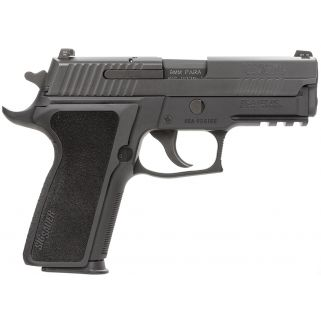 "Sig Sauer P229 Compact Enhanced Elite 9mm Luger 3.9"" Barrel 10+1 *CA Compliant* 229R9ESECA"