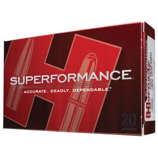 Hornady Superformance 300 Savage 150 Grain SST 20 Round Box 82221