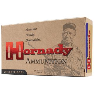 Hornady Custom 8x57 JS 195 Grain SP 20 Round Box 8229
