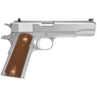 "Remington 1911 R1 45ACP 5"" Barrel 7+1 Walnut Grip/Stainless 96324"