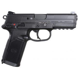 "FN FNX-45 45ACP 4.5"" Barrel W/ 3 Dot Sights 15+1 Black 66960"