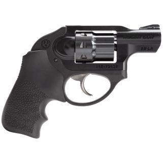 "Ruger LCR Revolver 22LR 1.875"" Barrel Hogue Tamer Monogrip Grip 8Rd Capacity 05410"