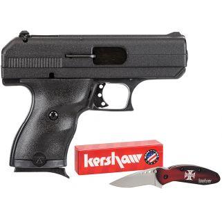 HI-P 916HCKN 9MM COMPACT W/CS&KNIFE