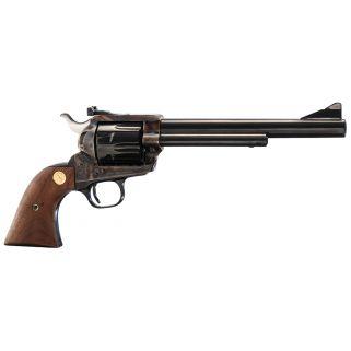 "Colt New Frontier SAA 44 Special 7.5"" Barrel 6Rd Walnut Grip/Blued P4770"