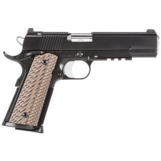 "Dan Wesson 1911 Specialist 45ACP 5"" Barrel W/ Night Sights 8+1 G10 Grip/Black 01992"