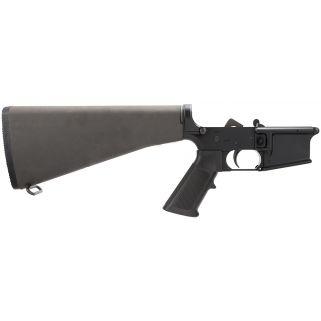Bushmaster XM15 Lower 223 Remington/5.56NATO W/ Buttstock Black 92958