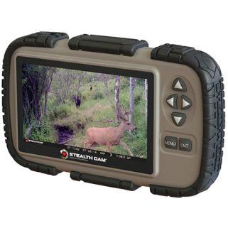 """STEAL CRV43 SD CARD VIEWER 4.3"""" LCD"""