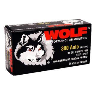 WOLF MC917FMJ MLT 380 91 1000