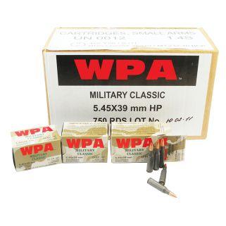 WOLF MC545BHP MLT 5.45X39 55 750