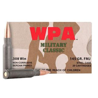 WOLF MC308FMJ145 MLT 308 145 500
