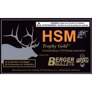 HSM BER257R115VLD 257ROB 115 HPBT VLD 20/25