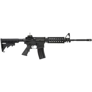 "Colt AR-15 M4 SOCOM II 223 Remington/5.56NATO 14.5"" Barrel W/ Flip Up Rear-Fixed A2 Front Sights 30+1 Black LE6920SOCOM"