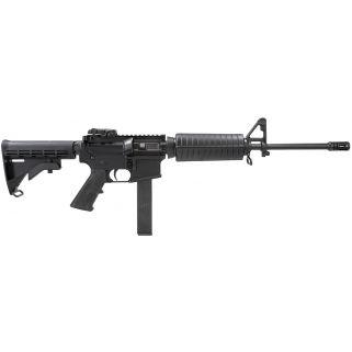 "Colt AR-15 Carbine 9mm 16.1"" Barrel 32+1 Black AR6951"