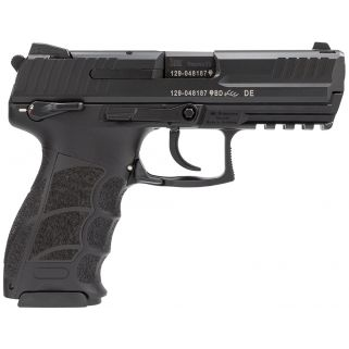 "Heckler & Koch P30S V3 9mm Luger 3.85"" Barrel 15+1 2 Mags M730903SA5"