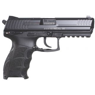 "Heckler & Koch P30LS V3 9mm Luger 4.45"" Barrel W/ Night Sights 15+1 2 Mags M730903LSA5"
